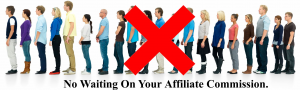 Affiliate Commission Paid By Weekly