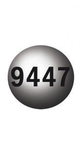 WOL 9447 LOTTO BALL