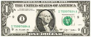 WOL $1 Dollar Image