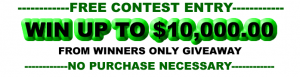 WOL Win Up To $10,000.00 Dollars