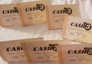 Wol 666 winning lottery tickets