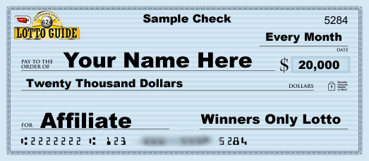 WOL WRITE YOUR WON CHECK