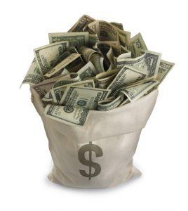 WOL Money Bag