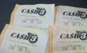 WOL 338 Winning Tickets