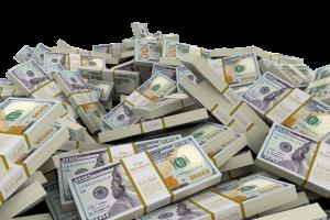 WOL MONEY PILE