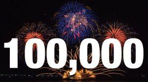 WOL- 100,000