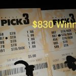 Wol 830 winning lottery tickets
