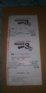 Wol 899 winning lottery tickets