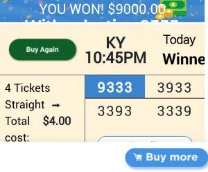 $9000 KENTUCKY